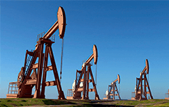 Application of water absorbent in oil drilling industry