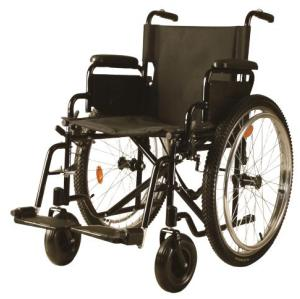 Lightweight Steel push Manual Wheelchair