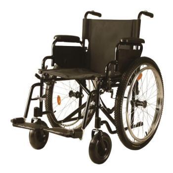Lightweight Steel push Manual Wheelchair