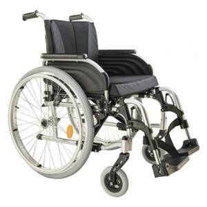 Lightweight Aluminium hand push Manual Wheelchair