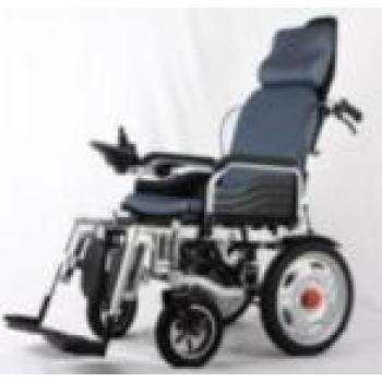Vertical Ramp Brake electric power Wheelchair