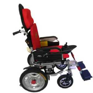 Steel Power WC Wheelchair Easy control