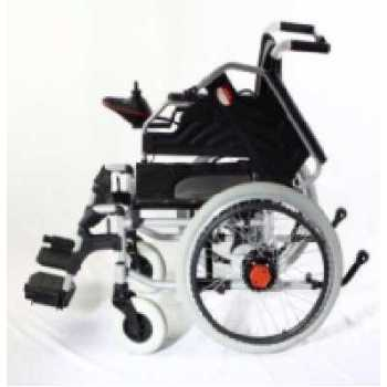 Detachable black Power Wheelchair wholesale