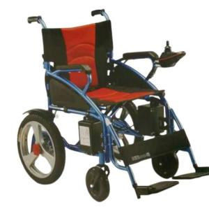 Portable Frame electric power Wheelchair easy control