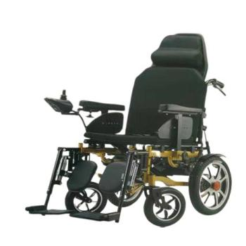 Electric Wheelchair Controller double-handed interchangeable brake