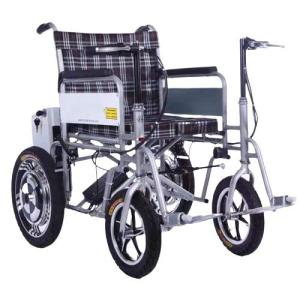 Steel Frame Power Wheelchair 1 Year Warranty