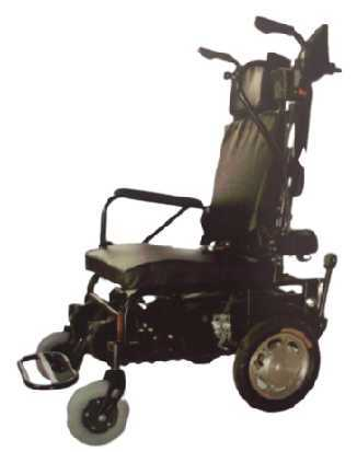Adjustable power Wheelchair