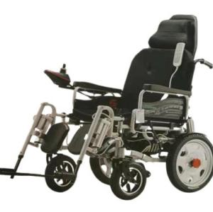 Weatherproof Exclusive Lightweight Folding Electric Wheelchair
