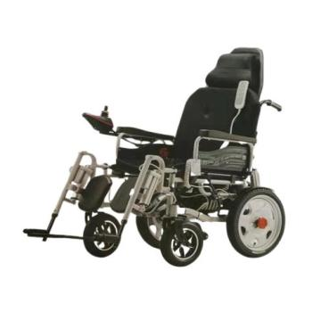 Weatherproof Exclusive Lightweight Folding Electric Wheelchair