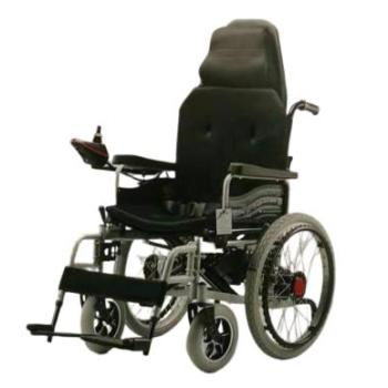 Compact Mid-Wheel Drive Power Wheelchair