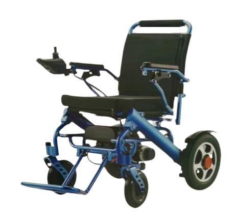 Strong Horse Power Motorized Folding Power Wheelchair