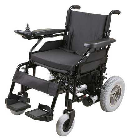 Wheelchair Lightweight  Longer Range Motorized Folding Power