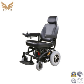 Strong Frame Lightweight Medicare Foldable Electric Power Wheelchair