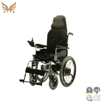 Compact Mid-Wheel Drive Power Wheelchair
