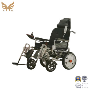 Weatherproof Exclusive Lightweight Folding Electric Weatherproof Wheelchair