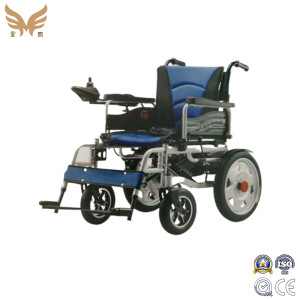 Lightweight Aluminium Adjustable electir power Wheelchair
