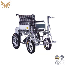 Steel Frame Power Wheelchair 1 Year Warranty