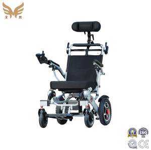 high safety Electric Wheelchair 7 km per hour