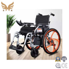 Aircraft Grade Aluminum Alloy power Wheelchair