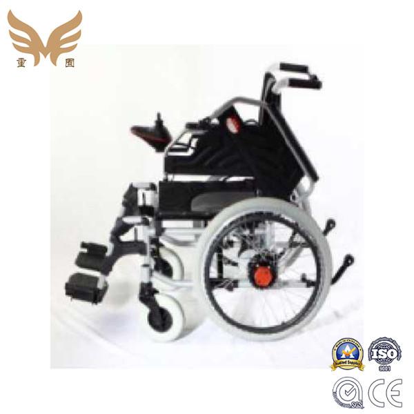 Detachable black Power Wheelchair wholesale