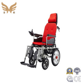 Steel Power WC Foldable Power Wheelchair Easy control
