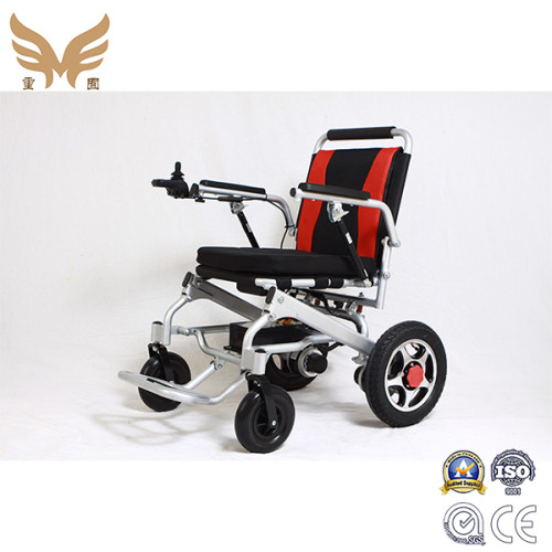 Factory Wholesale Power WC Wheelchair red