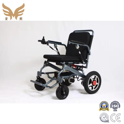 Aluminum Alloy Material  Electric Wheelchair Foldable