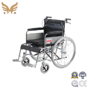 Aluminum Alloy Spraying Frame Manual Wheelchair