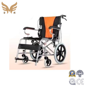 Lightweight Aluminium hand push Folding Manual Wheelchair