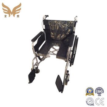 Steel functional Manual Wheelchair