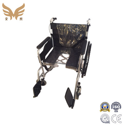 Steel functional Manual Wheelchair