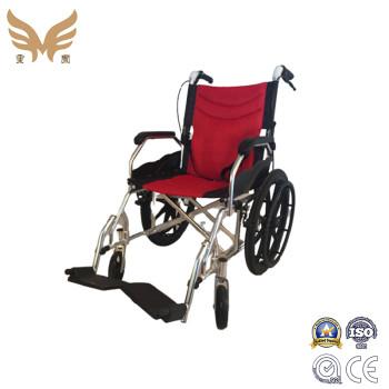 Medical Equipment New Folding Manual Wheelchair
