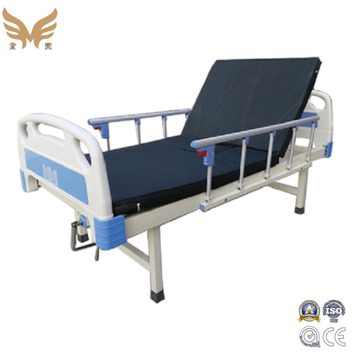 Two-Function Manual Care Hospital Bed Medical Bed Patient Bed
