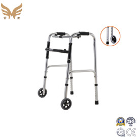 Folding Walking Aids with Wheel for Elderly or Patients