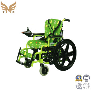 Children Light Weight Aluminum Foldable Electric Wheelchair