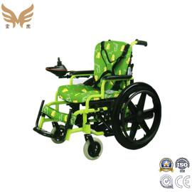 Children Light Weight Aluminum Foldable Electric Wheelchair