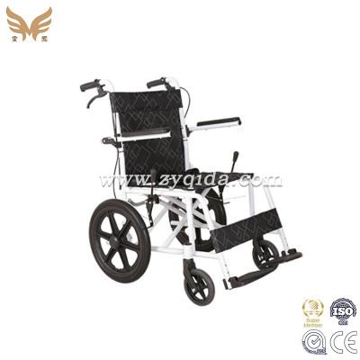 Medical Health Device Aluminum Lightweight Folding Pediatric Children Manual Wheelchair for Children