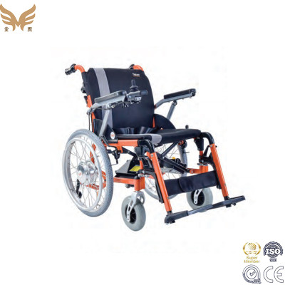 Folding Steel Electric Wheelchair with Good Quality