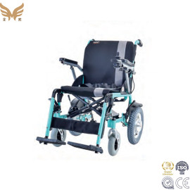 Cheapest Lightweight Foldable Motorized Automatic Power Electric Wheelchair