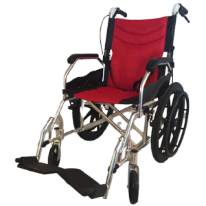 Lightweight Aluminium hand push Manual Wheelchair