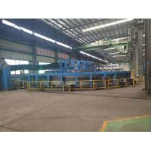 500x500mm Large square steel tube start production ,state-of-the-art equipment .
