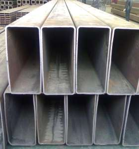 ERW Black Square Steel Pipe manufacturer from China