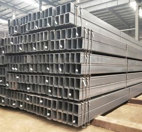 square steel tube size chart