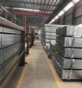 Galvanized ERW Steel Pipe