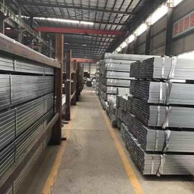 Galvanized ERW Steel Pipe