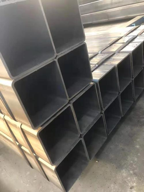 Large size square steel pipes