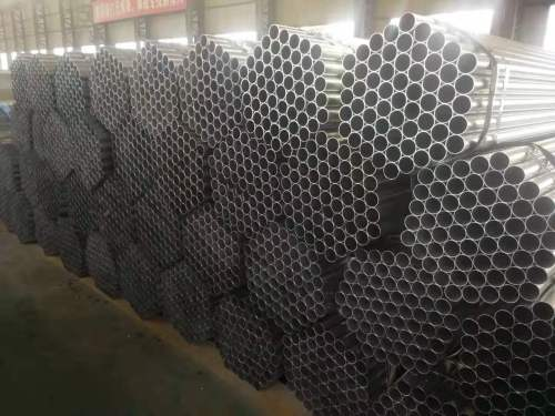steel pipe for Vegetable shed building