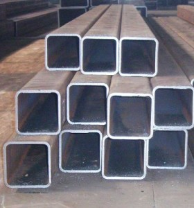 Square steel tube 25*25mm