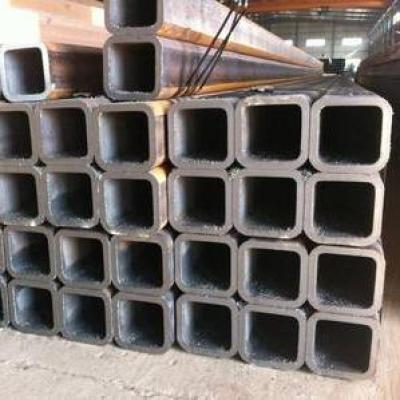 Square steel tube 25*65mm