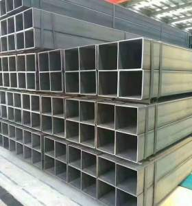 Square steel tube 39*49mm